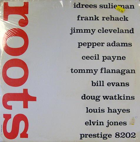 "The Prestige All Stars Vinyl 12"""