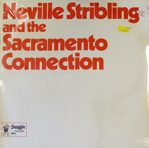 Neville Stribling And The Sacramento Connection Vinyl 12""