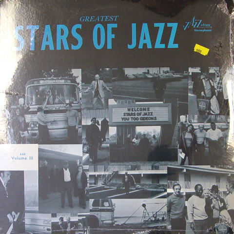 Greatest Stars Of Jazz Vinyl 12""