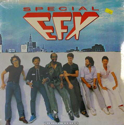"Special EFX Vinyl 12"""