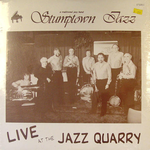 "Stumptown Jazz Vinyl 12"""
