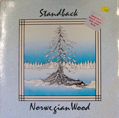 """Standback Vinyl 12"""""""