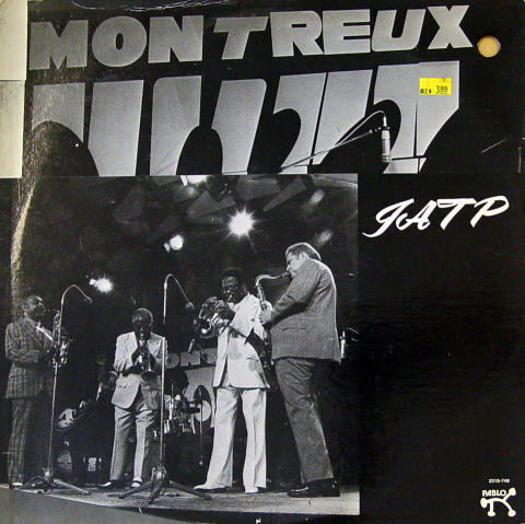 Jazz At The Philharmonic At The Montreux Jazz Festival 1975 Vinyl 12""