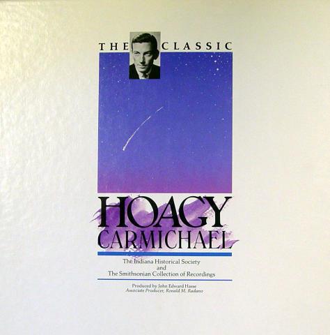 """Hoagy Carmichael Vinyl 12"""""""