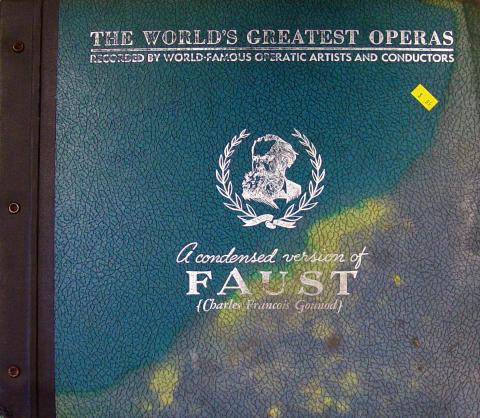 "Faust Vinyl 12"""