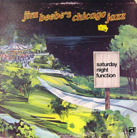 "Jim Beebe's Chicago Jazz Vinyl 12"""