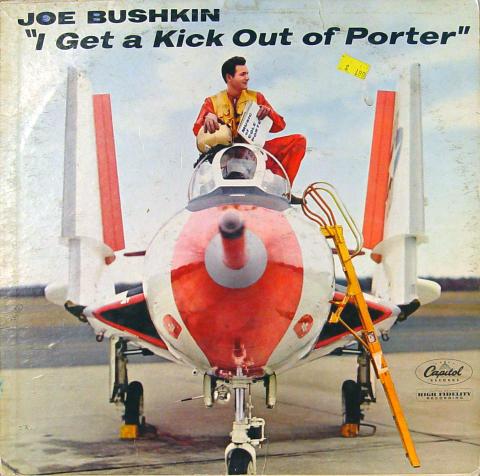 """Joe Bushkin Vinyl 12"""""""
