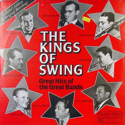 """The Kings Of Swing Vinyl 12"""" (Used)"""