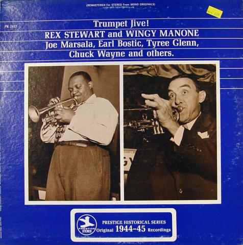"Trumpet Jive! Vinyl 12"""