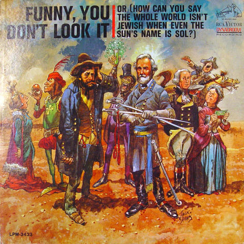 """Funny, You Don't Look It Vinyl 12"""""""