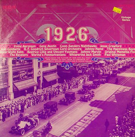 "1926 Vinyl 12"""