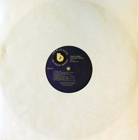 """Thad Jones Vinyl 12"""""""