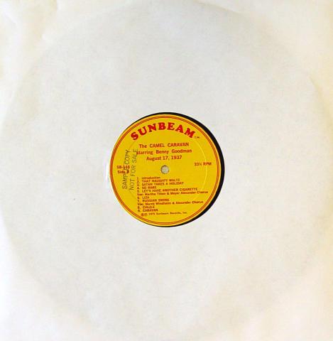"Benny Goodman Vinyl 12"" (Used)"