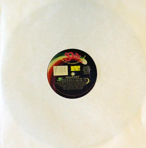"Calloway Vinyl 12"""