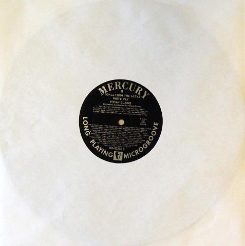 "Vivian Blaine Vinyl 12"""