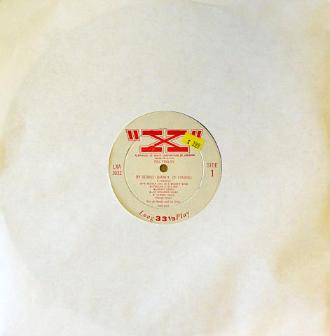 """George Handy And His Orchestra Vinyl 12"""""""