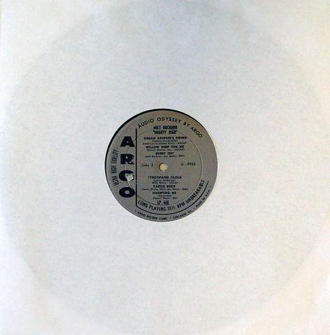 "Milt Buckner Vinyl 12"""