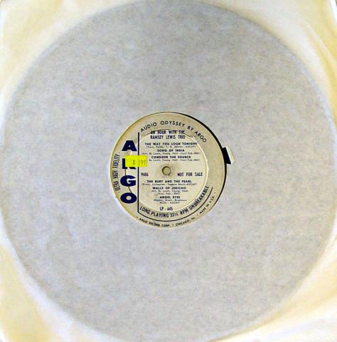 """The Ramsey Lewis Trio Vinyl 12"""""""