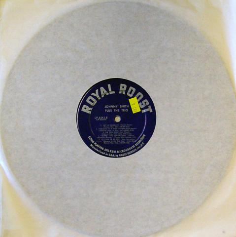 """Johnny Smith Vinyl 12"""""""