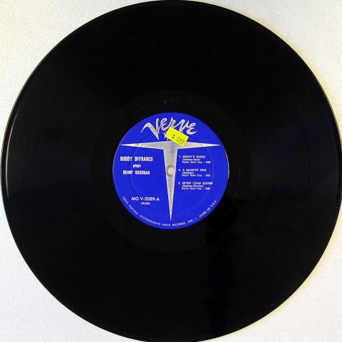 "Buddy DeFranco Vinyl 12"" (Used)"