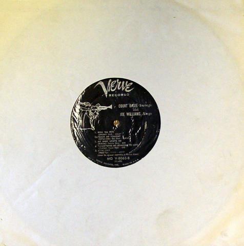 """Count Basie / Joe Williams Vinyl 12"""""""