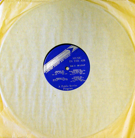 """United States Air Force Band Vinyl 12"""""""