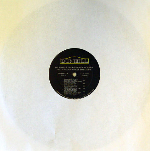 "The Stapelton-Morley Expression Vinyl 12"""