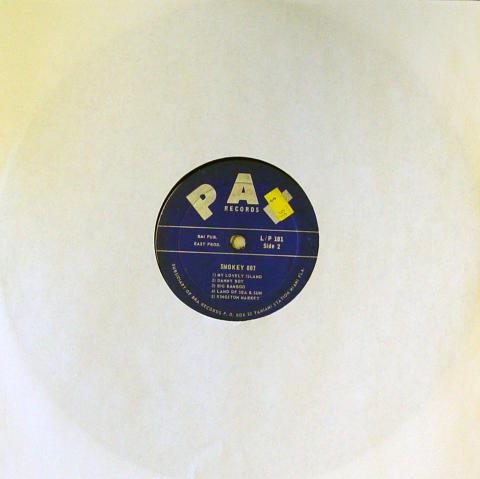 """Smokey 007 Vinyl 12"""""""