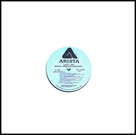 """Lucky Lady Vinyl 12"""""""