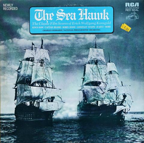 "The Sea Hawk Vinyl 12"""