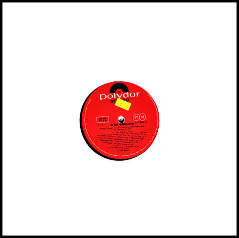 "O Du Frohliche Vinyl 12"""