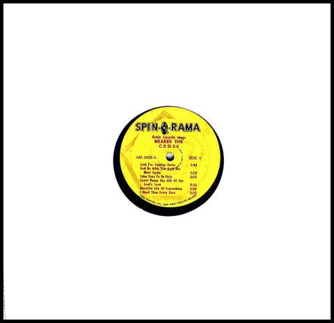 "Ernie Lincoln Vinyl 12"""