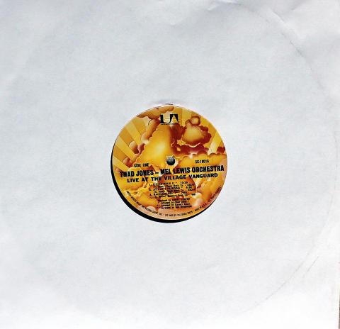 """Thad Jones-Mel Lewis Orchestra Vinyl 12"""""""