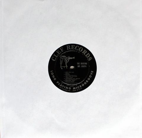 """Gene Krupa Vinyl 12"""""""