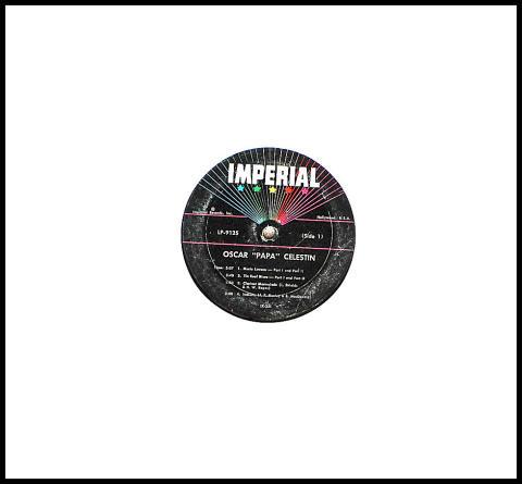 """Oscar """"Papa"""" Celestin Vinyl 12"""""""