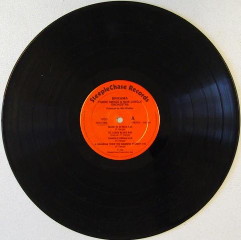 """Pierre Dorge Vinyl 12"""""""