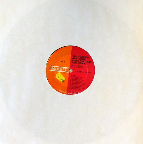 "Dave Turner Vinyl 12"""