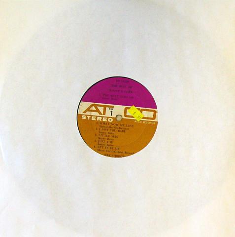 """Sonny & Cher Vinyl 12"""""""