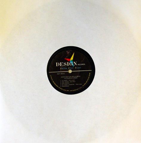 "Della Reese / Gloria Lynne Vinyl 12"""
