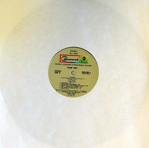 "Rodgers and Hammerstein Vinyl 12"""