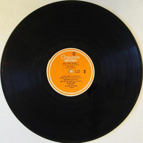 """Road Show Volume II Vinyl 12"""""""