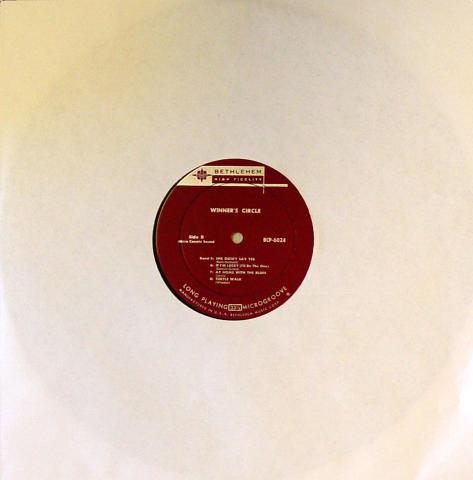 "Winner's Circle Vinyl 12"""