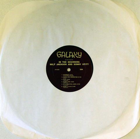 """Milt Jackson / Sonny Stitt Vinyl 12"""""""