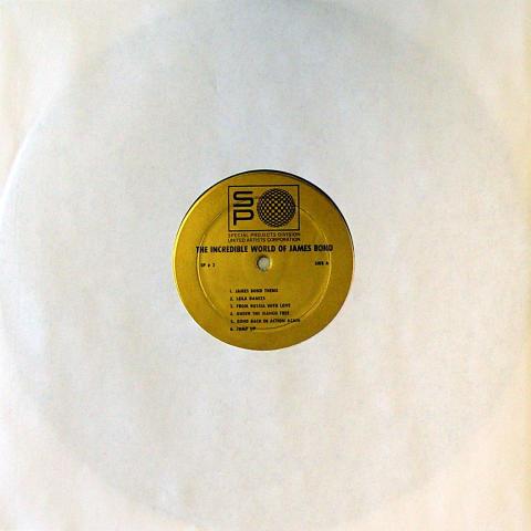 "The Leroy Holmes Orchestra Vinyl 12"""