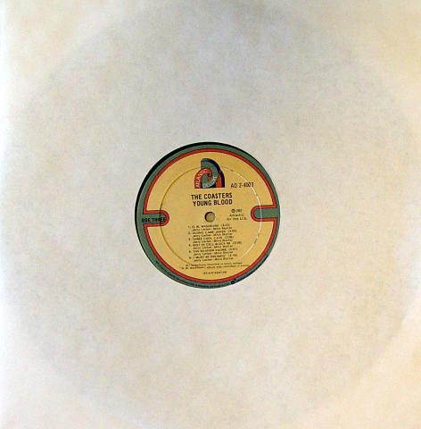 """The Coasters Vinyl 12"""""""