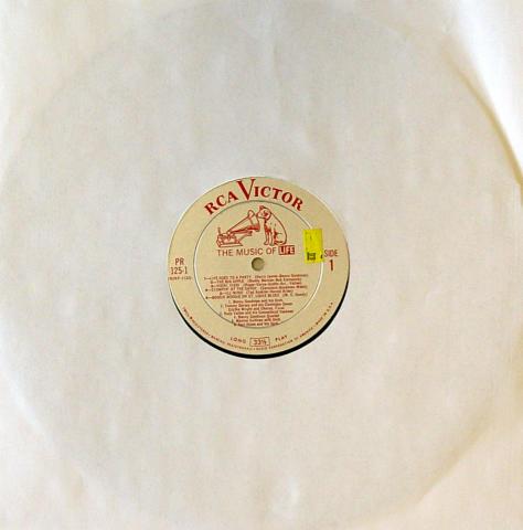 "The Music Of Life Vinyl 12"""