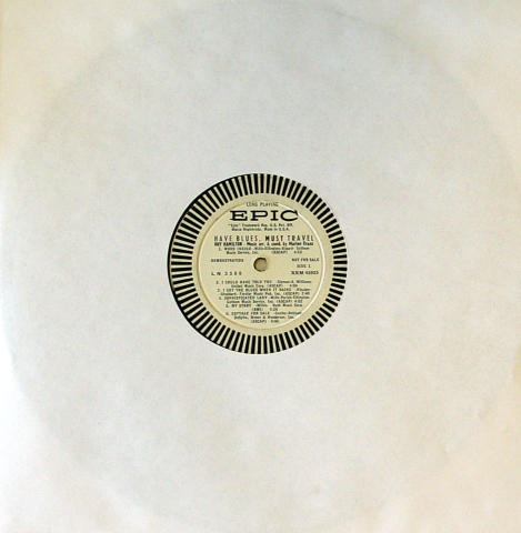 """Roy Hamilton Vinyl 12"""""""
