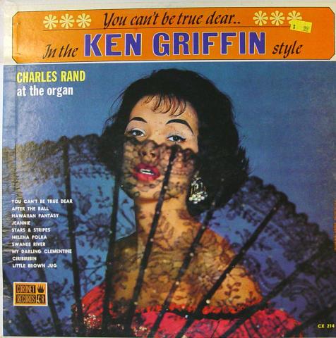 "Charles Rand Vinyl 12"""