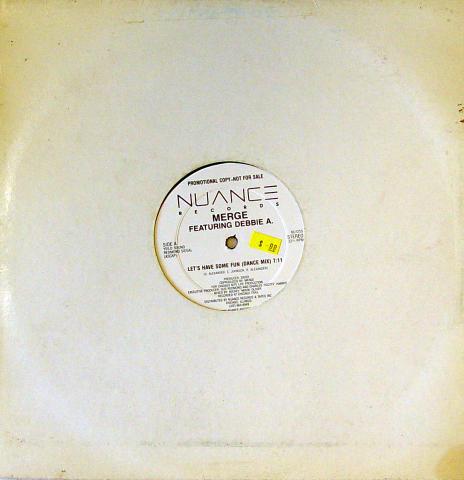 "Merge Vinyl 12"""