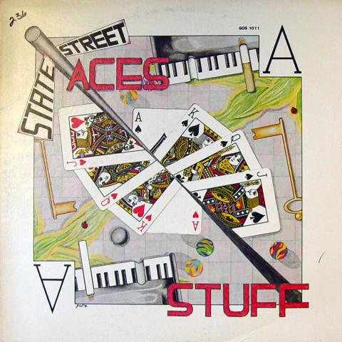 "State Street Aces Vinyl 12"""